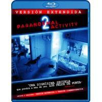 Paranormal Activity 2 - Blu-Ray