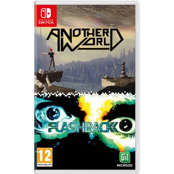 Another World y Flashback Nintendo Switch Pack