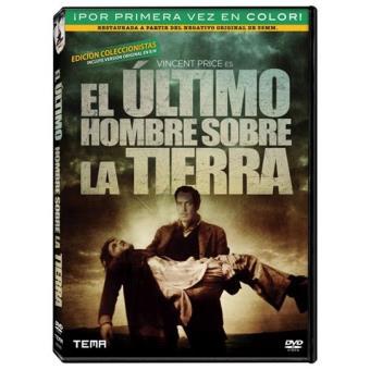 El último hombre sobre la Tierra - DVD