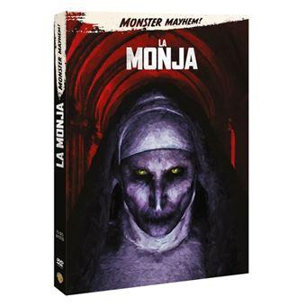 La Monja  Ed Mayhem - DVD
