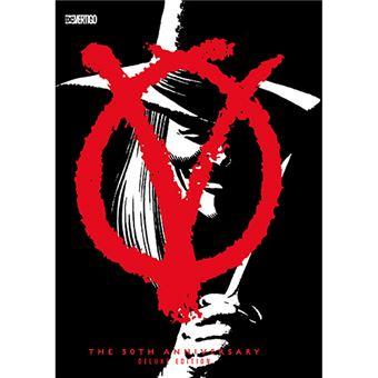 V For Vendetta - Deluxe edition