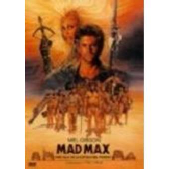 Mad Max 3: Más allá de la cúpula del trueno - DVD