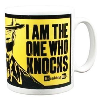 Taza Breaking bad I am the one who knocks