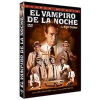 El vampiro de la noche - DVD