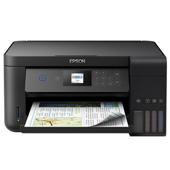Impresora Epson EcoTank ET-2750 Negro