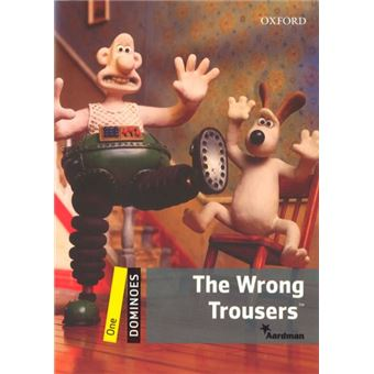 Dominoes 1. The Wrong Trousers MP3 Pack
