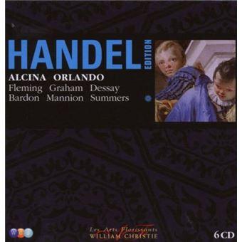 Handel edition:alcina & o