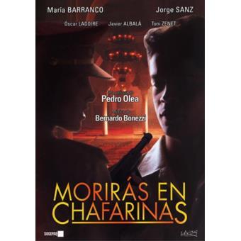 Morirás en Chafarinas - DVD