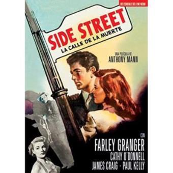 Side Street (La calle de la muerte) - DVD