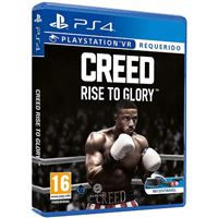 Creed Rise To The Glory PS4 VR