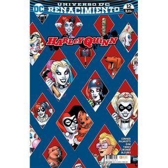 Harley Quinn 20 / 12 Renacimiento. Grapa