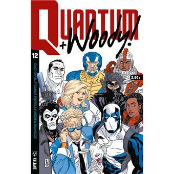 Quantum +  Woody 12 - Grapa