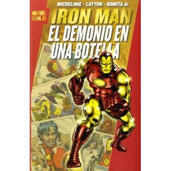 Iron Man: El demonio en una botella