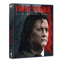 Twin Peaks II  Temporada 3 - Blu-Ray