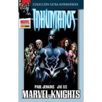 Inhumanos. Marvel knights