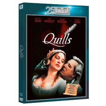 Quills -  Ed 25 Aniversario Fox Searchlight - DVD