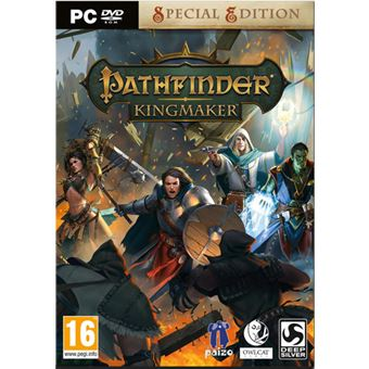 Pathfinder : Kingmaker - Special Edition - PC