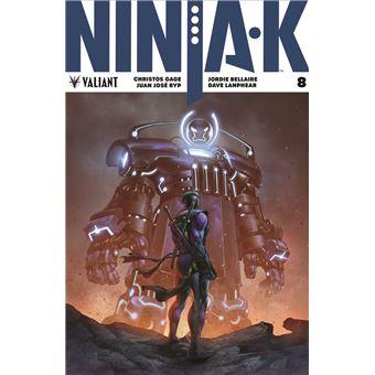Ninjak 8 - Grapa