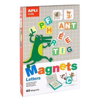 Juego magnético Letras Apli Kids