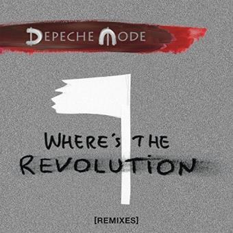 Where's The Revolution? (Remix) - Vinilo