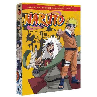 Naruto Box 7 - DVD