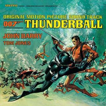 James Bond: Thunderball - Vinilo