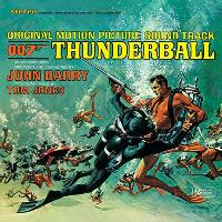 James Bond: Thunderball - Vinilo