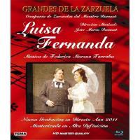 Luisa Fernanda (Formato Blu-Ray)