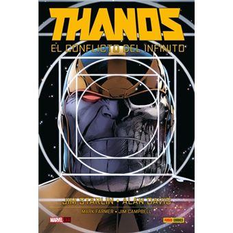 Thanos: El Conflicto Del Infinito (Marvel Graphic Novels)