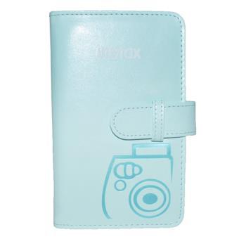 Álbum de fotos Fujifilm Azul hielo para Instax Mini 9