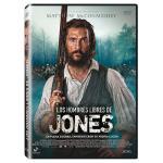DVD-LOS HOMBRES LIBRES DE JONES