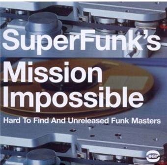Super Funkrs Mission Impossible
