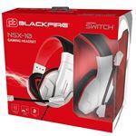 Auricular Blackfire Gaming Headset NSX-10 Nintendo Switch