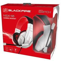 Auricular Blackfire Gaming Headset NSX-10 Nintendo Switch
