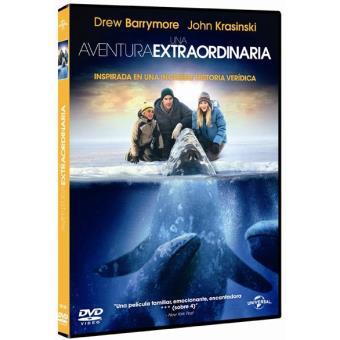 Una aventura extraordinaria - DVD
