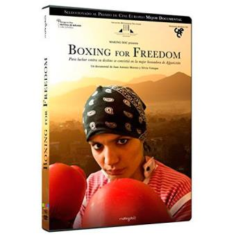 Boxing for Freedom - DVD