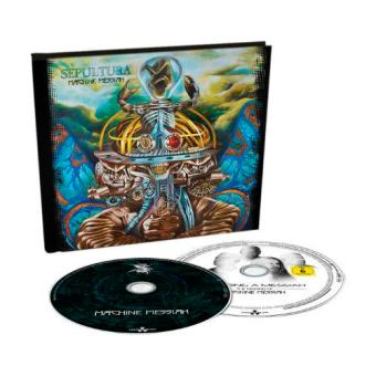 Machine Messiah (Formato DVD + CD)