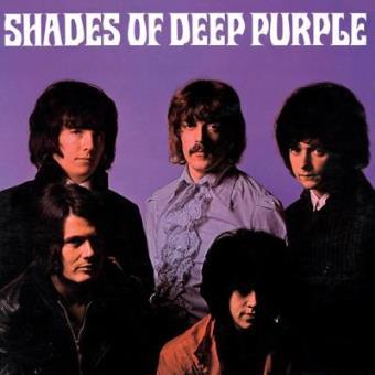 Shades Of Deep Purple - Vinilo