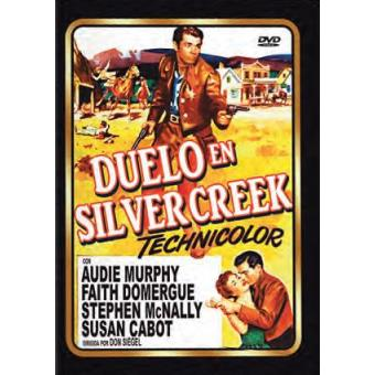 Duelo en Silver Creek - DVD