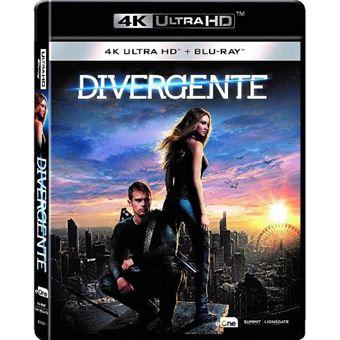 Divergente - UHD + Blu-Ray