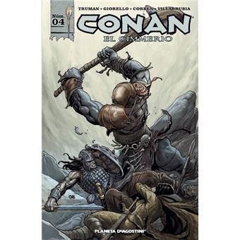 Conan El cimmerio nº 04/17