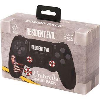 Kit FR-TEC Umbrella Resident Evil Combo PS4