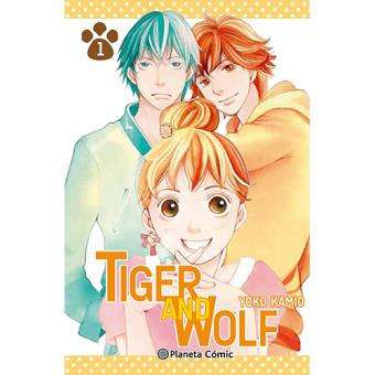 Tiger and Wolf 1