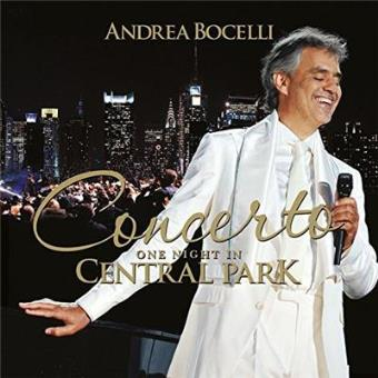 Concerto Central Park Andrea Bocelli