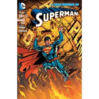 Superman 5. Nuevo Universo DC