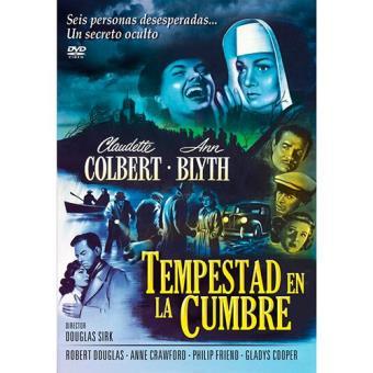 Tempestad en la cumbre - DVD