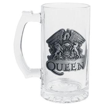 Jarra cristal Queen - Blasón
