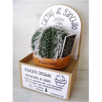 Cactus de ganchillo - Erizocactus Sensibolis