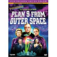 Plan 9: From Outer Space Ed Especial - DVD