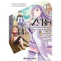 Re:Zero nº 01